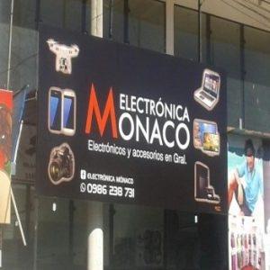 Electrónica Mónaco