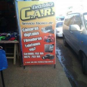 Electrónica C.A.R.
