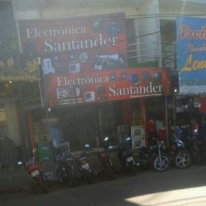 Electrónica Santander