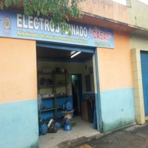 Electrobobinados Casas
