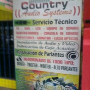 Country Audio Systems
