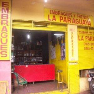 Embragues y frenos La Paraguaya