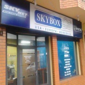 Sky Courier
