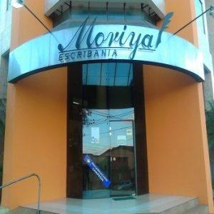 Escribanía Moriya
