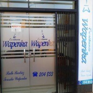 Escribanía Wapenka