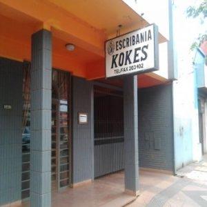 Escribanía Kokes