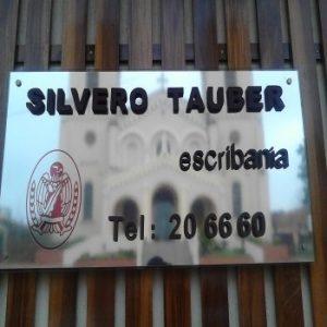 Escribanía Silvero Tauber