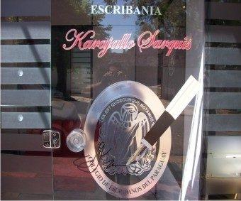 Escribanía Karajallo Sarquis