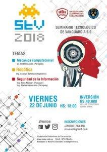 Seminario Tecnológico De Vanguardia 5.0