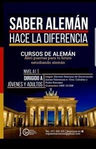 Curso de Idioma Alemán Nivel A1