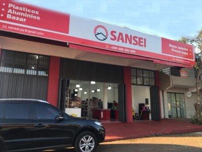 SANSEI - plásticos, aluminios, bazar, cotillón y descartables.
