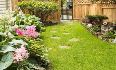 Decora tu jardín de manera creativa con poco presupuesto