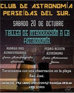 Taller de Introducción a la Astronomía